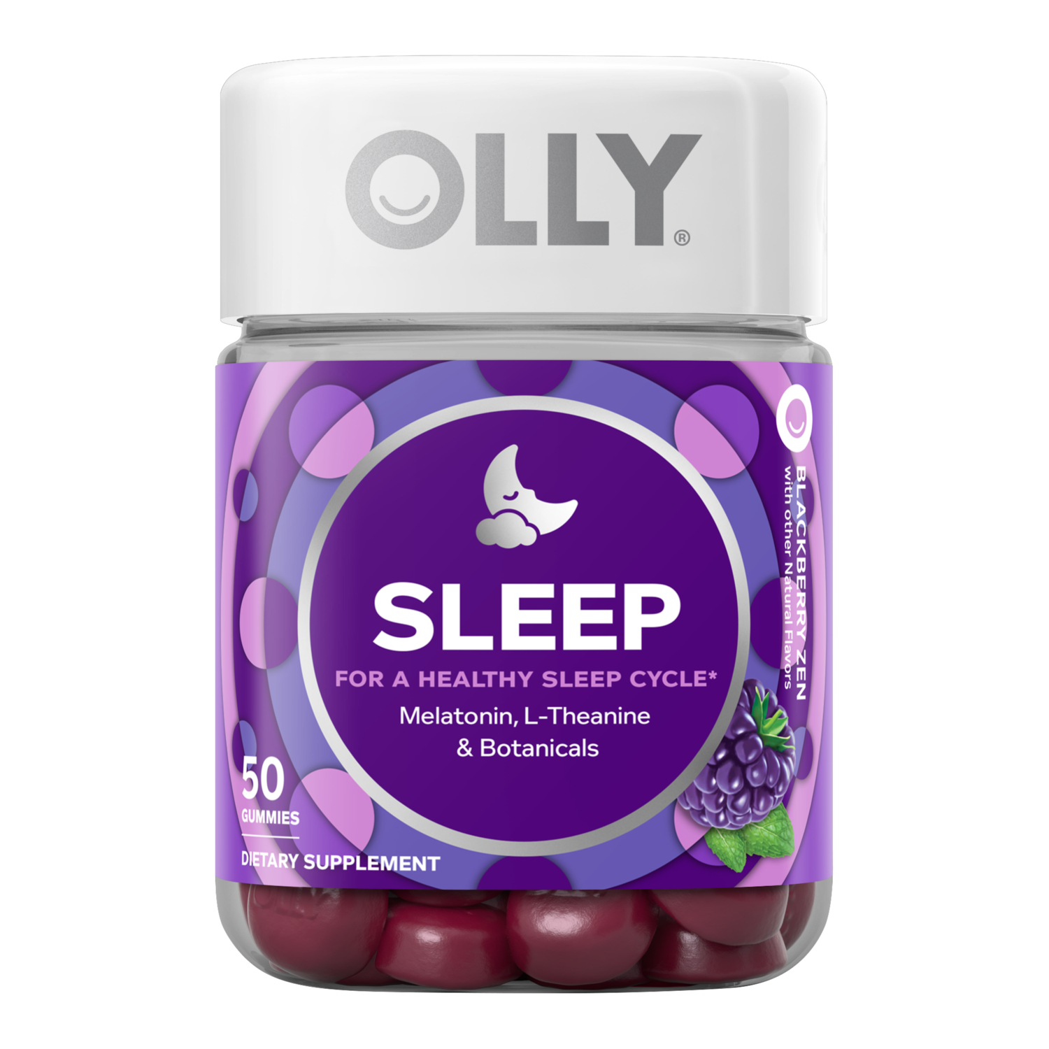OLLY SLEEP PACK FRONT