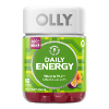 Olly Daily Energy 60 Gummies front of pack image