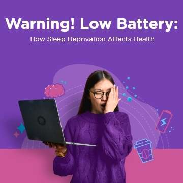 Warning! Low Battery