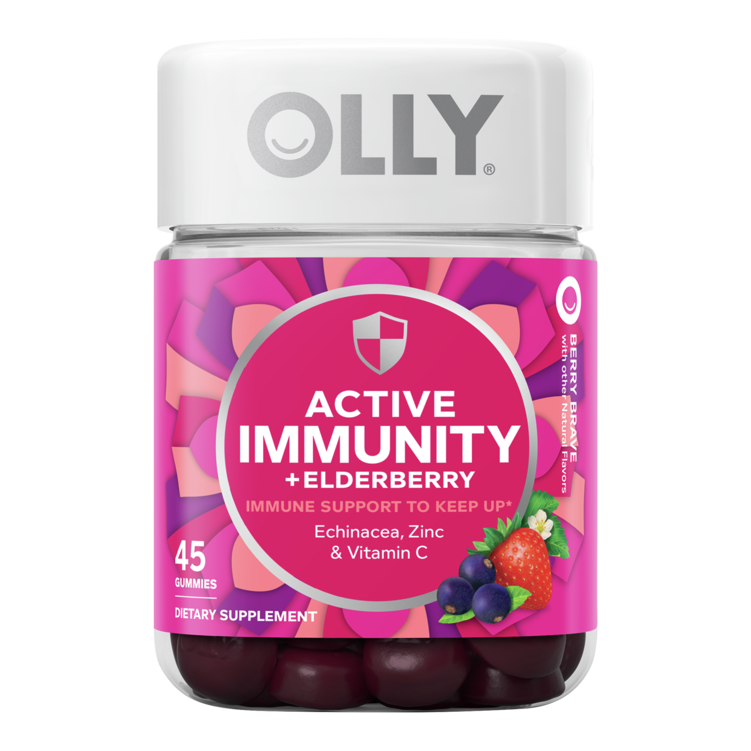 Active Immunity Berry Front
